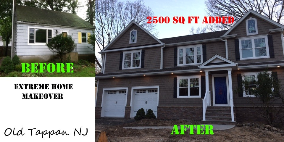 Pangione Developers Inc Before After Photos
