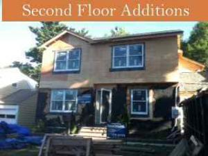 second floor addition contractors in New Jersey