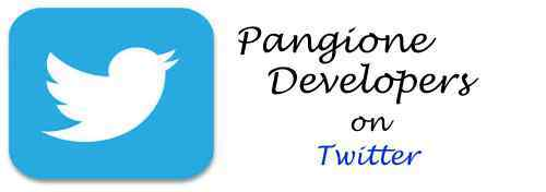 pangione developers on twitter