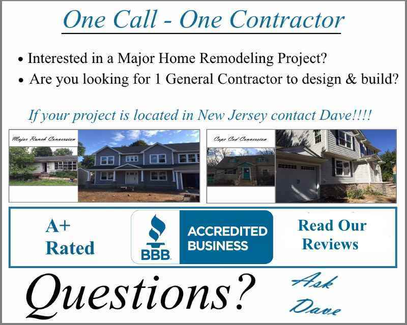 Major Home Remodel Remodeling Contractors In Dumont Nj 07628 Bergen County Bergen General Contractors In Bergen County Nj